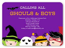 18 Halloween Invitation Wording Ideas Shutterfly