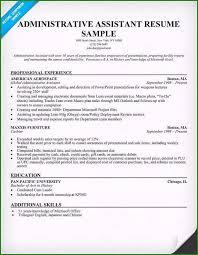 Wonderful Medical Administrative Assistant Resume Sample In 2019