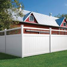 vinyl fence panels home depot. Woodbridge Baluster Top Unassembled Vinyl Fence Panels Home Depot