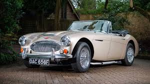 Austin Healey Color Chart Austin Healey 3000 Buying Guide Motorious