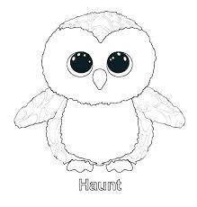 Free Printable Cute Owl Coloring Pages Of Owls Draw An Ntable