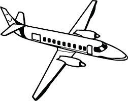 Aeroplane Colouring Pages Gopaymentinfo