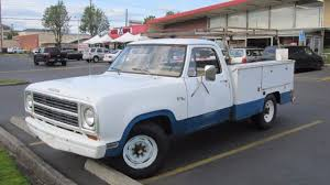 Dodge 1-Ton WORK TRUCK, Utility Bed, Lumber Rack for sale: photos ...