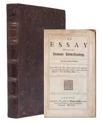 an essay concerning humane understanding john locke first edition an essay concerning humane understanding