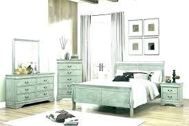 Distressed White Bedroom Furniture Rustic White Bedroom Furniture ...