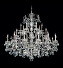 image of schonbek 1718 26 century 28 light french gold crystal