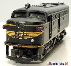 17 best images about lionel postwar trains models lionel postwar lionel 2032 erie alco powered