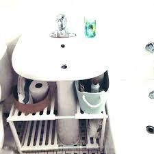bathroom pedestal sink storage.  Bathroom Best Bathroom Pedestal Sink Storage Destiny Under Stor To Bathroom Pedestal Sink Storage