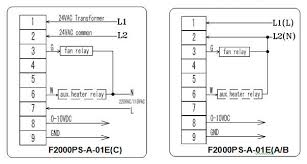 wiring thermostat fcu thermostat temperature switch hvac wiring thermostat fcu thermostat temperature switch