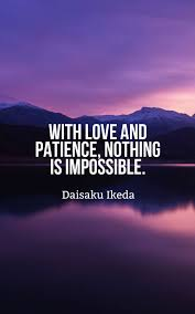 65 Inspirational Patience Quotes And Sayings