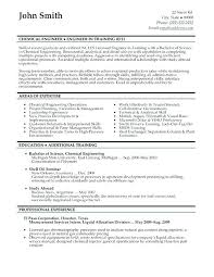 Engineering Resumes Templates Letter Resume Directory