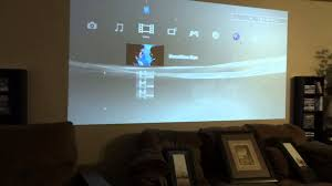 projector wall paintProjector projecting onto wall no Screen  YouTube