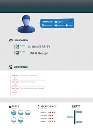 Resume Template Free Contemporary Templates Sample Inside 81