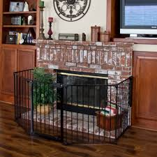best choice s baby safety fence hearth gate bbq fire gate fireplace metal plastic com
