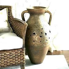 large clear floor vase tall vases superb extra for fl arrangements oversized tunnel glass v