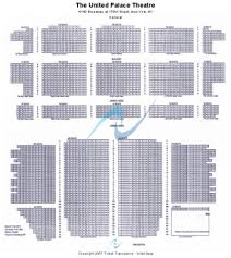 United Palace Theatre Tickets In New York Seating Charts