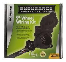 com hopkins endurance th wheel wiring kit automotive