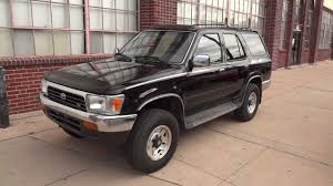 1993 Toyota 4Runner 4x4 V6 One Family Owned Low Miles for Sale ...