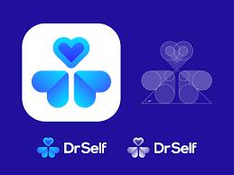 Self Logo Design Drself Approved Logo Design For Self Care Medical App By