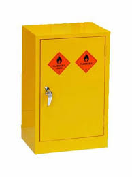 flammable liquid storage cabinet 710 x 457 x 305mm hxwxd
