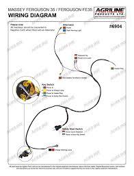 ferguson tractor wiring harness great installation of wiring diagram • ferguson to 35 wiring diagram picture wiring diagram todays rh 6 11 12 1813weddingbarn com ford tractor wiring harness 1066 international tractor
