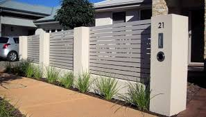 Small Picture Creative Lightweight Solution Rendered Walling Fencing