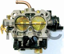 Marine Carburetor 2 Barrel Mercarb Mercruiser V8 5.0 and 5.7 8 ...