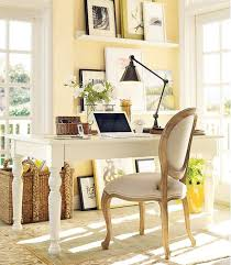 Yellow Office Can A Yellow Office Make You More Creative The Neat Nook