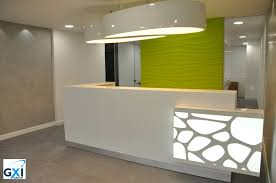 office counter design. Office Table Counter Design