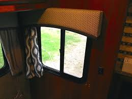 rv window curtains finished open rv windshield curtain hooks rv window curtains