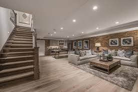Finished Basement Designs Simple Decorating Ideas For Concrete Walls In Basement Amazing Basement