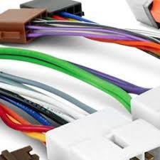 wiring harnesses at carid com wiring harness oem radio plugs