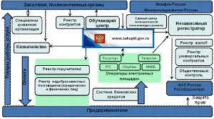 Институциональная модернизация государственных закупок как  Рисунок 4 Система государственных закупок 16