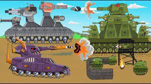 xe tăng quái vật tổng hợp - phim hoạt hình xe tăng 🤖👽🍎 TH 807 hành động  - YouTube