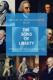 Image result for The Sons of Liberty were a group of colonial merchants and tradesmen founded to protest the Stamp Act and other forms of taxation