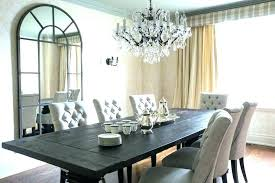 full size of height of chandelier over dining table crystal room chandeliers din modern tables two