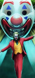 joker movie art iPhone X Wallpapers ...