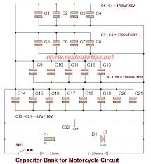 how to build capacitor bank wiring diagram for motorcycle ~ real Load Bank Wiring Diagram capacitor bank wiring diagram for motorcycle load bank wiring diagram
