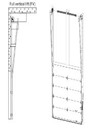 swing up garage door hinges. How To Introduction Residential Garage Doors Full Vertical Lift Fullvertica: Size Swing Up Door Hinges