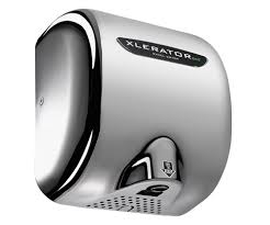 xlerator eco hand dryers a chrome plated cover xl c eco chrome xleratoreco hand dryer