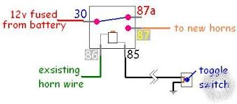 diagram of toggle switch relays posted image