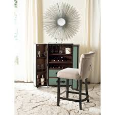 safavieh addo biscuit beige ring counterstool