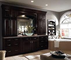diamond bathroom cabinets. Dark Wood Bathroom Cabinet Cabinets In Traditional Diamond 24 Inch T