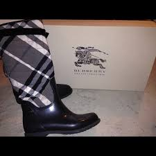 27% off Burberry Shoes - Burberry quilted rain boots from ... & Burberry quilted rain boots Adamdwight.com