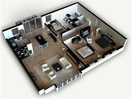 3d house plans home design ideas