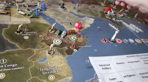 Axis And Allies Global 1940 House Rules Research And Development