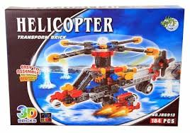 <b>Конструктор</b> Dragontoyz Transform <b>Brick</b> JH6913 <b>Вертолет</b> ...