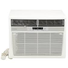Home Air Conditioner Frigidaire 25000 Btu Window Air Conditioner With Heat And Remote