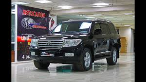 Toyota Land Cruiser 200 2011 60th Anniversary - YouTube