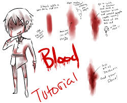 On Brixyfire Wound By And Blood Deviantart Tutorial